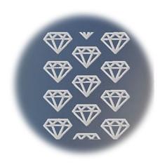 תבנית יהלומים