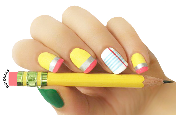 Back to school Nails2