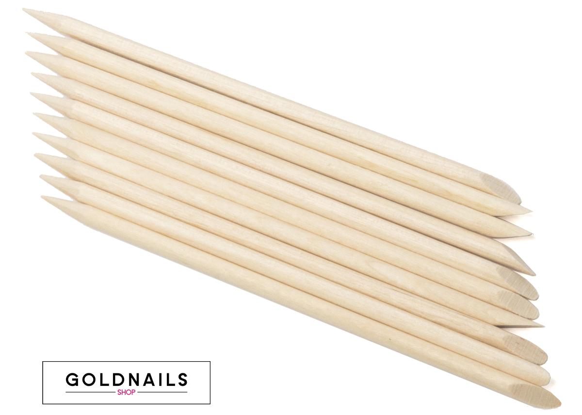 תמונה של 10 דוחפי עור מעץ