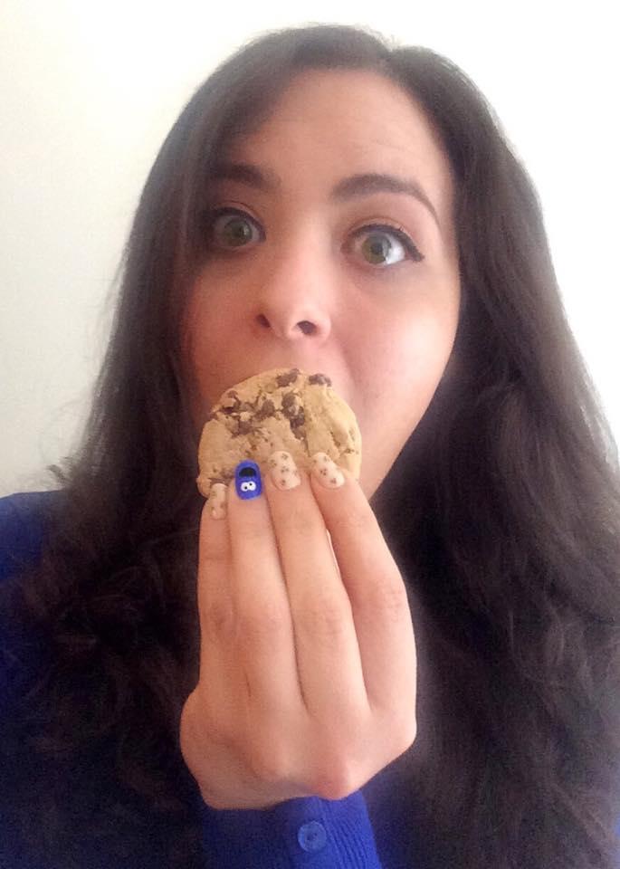 גולדי פורמן - ציפורני עוגיפלצת