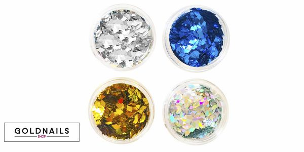 קישוטי יהלומים לציפורניים