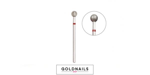 ראש כדור יהלום גולדניילס, 1-050K