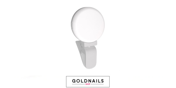 תאורה לטלפון הנייד של גולדניילס